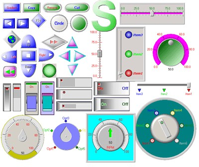 Instrumentation Graph Extension ActiveX Components 3.000 screenshot