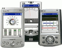 Instrumentation Widgets for Mobile Devices 1.0 screenshot