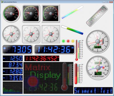 InstrumentLab VCL 8.0 screenshot