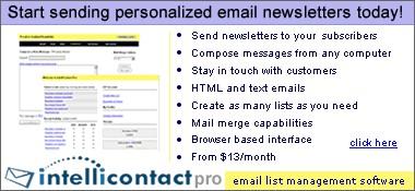IntelliContact Pro 2.1 screenshot