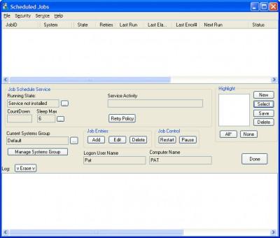 Intensive Care Utilities 4.20.04082 screenshot