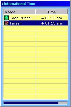 International Time 2004.08.27 screenshot