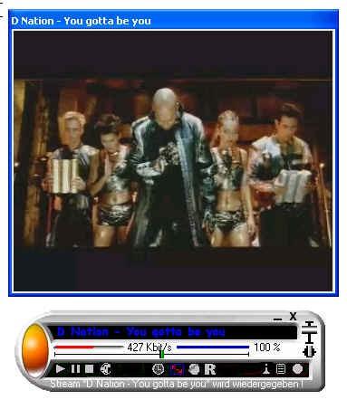 Internet-TV & Radio-Suite Pro 1.2 screenshot