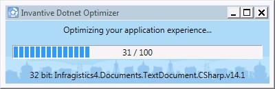 Invantive Dotnet Optimizer 2016R1 screenshot