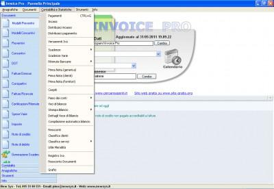 Invoice 1.0 screenshot