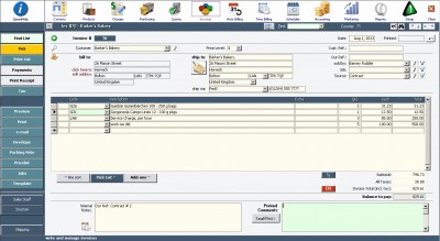 invoiceit! - invoicing software 5.2.09 screenshot