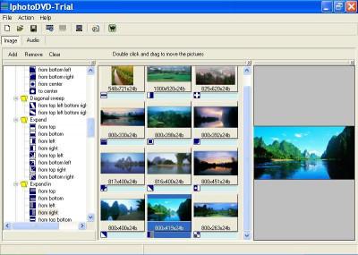 IphotoDVD Wizard 5.0 screenshot