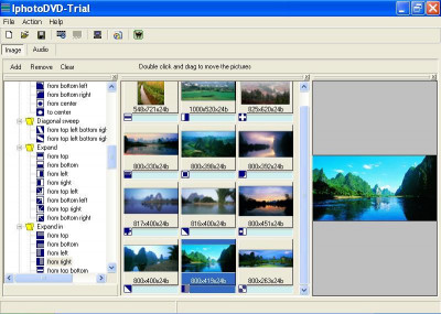 IphotoDVD 5.0 screenshot