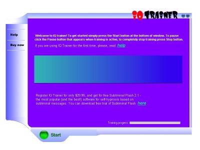 IQ Test Trainer final 2.15 screenshot