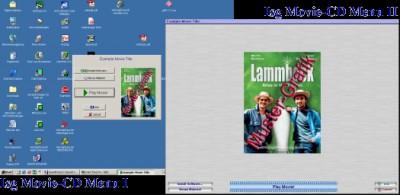 Isg Movie-CD Menu 1.01 screenshot
