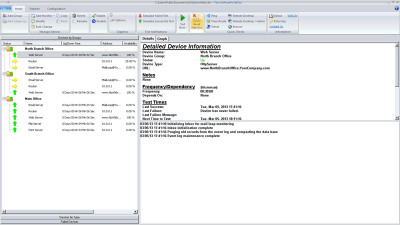 IsItUp Network Monitor 8.69 screenshot