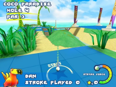 Islands Mini-Golf 1.3.2 screenshot