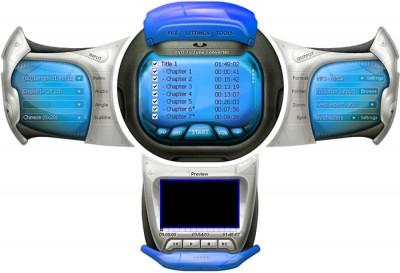 iSofter DVD to Zune Converter 3.0.2007.2 screenshot