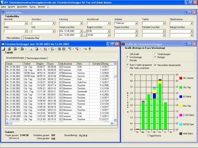 ISYTakE Free Telefonrechnungsarchiv 3.38.00 screenshot