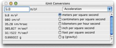 iUnit 3.7.0 screenshot