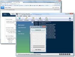 IVM Telephone Answering Attendant 5.12 screenshot