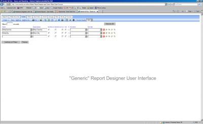 Izenda Reports 5.6 screenshot