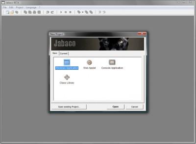 Jabaco 1.5.2 screenshot
