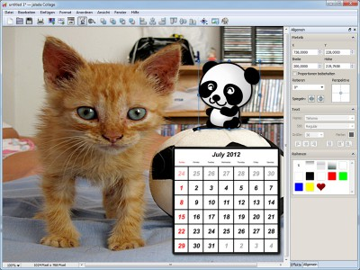 jalada Collage for Windows 4.0.0 screenshot
