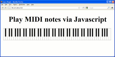 Jazz-Plugin (Win32) 1.5.1 screenshot