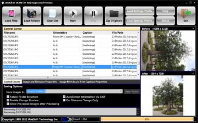 JBatch It 6.60 screenshot
