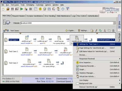 JBlitz Professional 5.1 screenshot