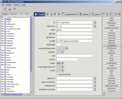 JEasy 2.4 screenshot
