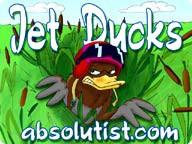 Jet Ducks 1.0 screenshot