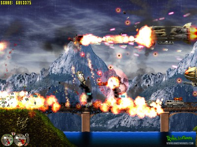 Jets'n'Guns GOLD 1.211 screenshot