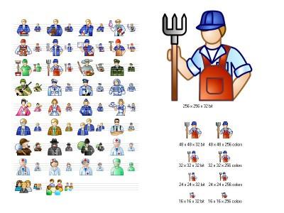 Job Icon Set 2013.1 screenshot