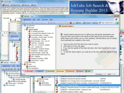 JobTabs Job Search and Resume Builder 5.0.0.1858 screenshot