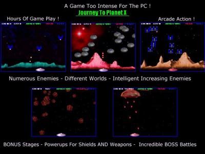 Journey To Planet X 13.0 screenshot