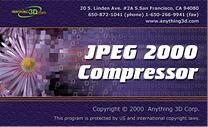 JPEG 2000 Compressor 1.0 screenshot