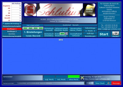 K 2007XP DB Business 12 screenshot