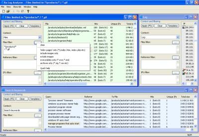 Ka Log Analyzer 1.65 screenshot