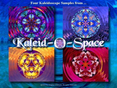 Kaleid-O-Space 2.1.1a screenshot