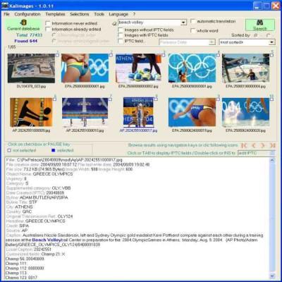 Kalimages 2.1.3 screenshot