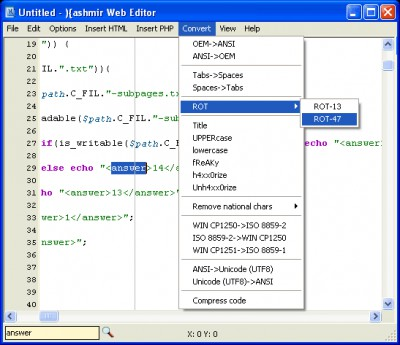 Kashmir Web Editor 1.2.2 screenshot