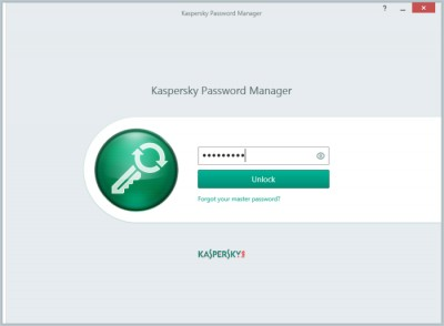 Kaspersky Password Manager for Windows 9.0.1.447 screenshot