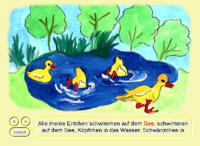 Kinderliederbuch Lite 1.3 screenshot