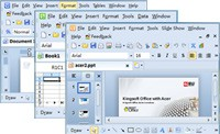Kingsoft Office Free 2012 8.1.0 screenshot