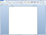 Kingsoft Writer Professional 2012 8.1.0 screenshot
