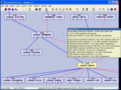 Kith and Kin Pro 3.2.7 screenshot