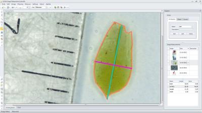 KLONK Image Measurement 12.2.1.9 screenshot