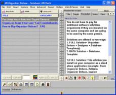 KnowledgeBase Deluxe 4.12 screenshot
