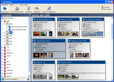 KoffeePhoto 2.6.30 screenshot