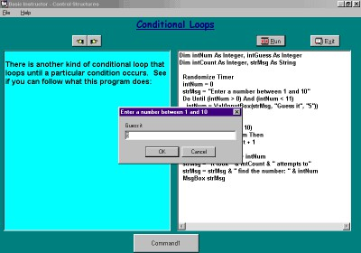 L-Basic 1.23 screenshot