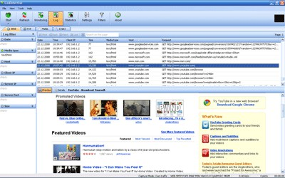 LanDetective Internet Monitor 2.92 screenshot