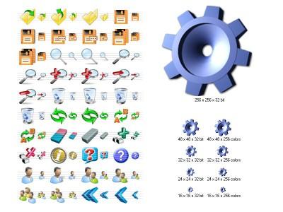 Large Icons for Vista 2013.2 screenshot