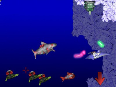 Laser Dolphin (for Mac) 1.3.0 screenshot